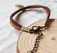 Angel Wings Bracelet Leather Bracelets