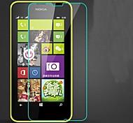 Protetor de Tela - High Definition (HD)/Anti Reflexo/Resistente ao Choque/Resistente a Riscos - para Nokia Lumia 630