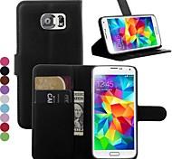 Teléfono Móvil Samsung - Carcasas de Cuerpo Completo - Color Sólido - para Samsung Samsung Galaxy S6 (