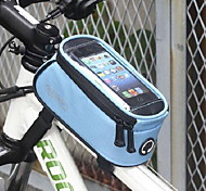 Outdoor Bicycle Frame Bag for 5.5 inch Mobile Phone