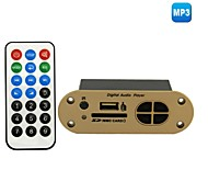 IN-868 5V MP3 Decoder FM Radio Digital Audio MP3 player Module (3W Amplifier)
