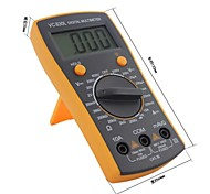 BST-VC830L Digital Multimeter Universal Meter Tester Electrical Meter