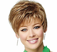 High-quality European and American Fashion High-quality Synthetic Wig High Temperature Wire Fashion Short