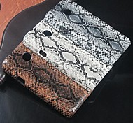 For Huawei Case Pattern Case Back Cover Case Leopard Print Hard PC Huawei Huawei Y550 / Other