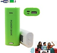 2-in-1 Camera Shutter Remote + 5600mAh Portable External Battery for  iPhone 6/6Plus/5/5S Samsung S4/5 HTC LG and Others