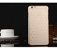 caractéristiques de style compatible de compatibilité pour 6s iphone plus / 6 plus (couleurs assorties)