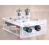 Little bear 6J1 Tube Valve Headphone Amplifier Preamplifier P2-CLEAR