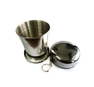 Outdoor Travel Hiking 4-Fold Folding Cup