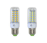 12W E26/E27 LED a pannocchia T 48 SMD 5730 1152 lm Bianco caldo / Luce fredda AC 220-240 V 1 pezzo