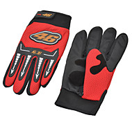 Outdoor Cycling Breathable Anti-Slip Full Finger Gloves (Free Size)