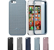 Acase Compatible Novelty Graphic Solid Color Exclusive Special Design Ultra Slim Case for iPhone 5/5S