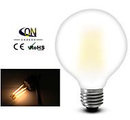 1 pezzo ON E26/E27 8 COB 800 LM Bianco caldo G95 edison Vintage Lampadine LED a incandescenza AC 220-240 / AC 110-130 V