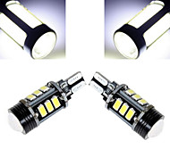 Luces Decorativas Decorativa Ding Yao T10 4W 12 SMD 5730 350-450 LM Blanco Fresco DC 12 V 1 pieza
