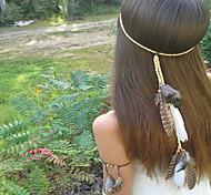 Bijoux-Bracelet / Bijoux de Cheveux(Tissu)Mariage / Quotidien / Décontracté Cadeaux de mariage