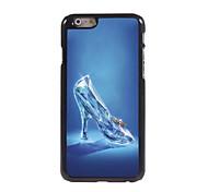 Glass Slippers Design Aluminum Hard Case for iPhone 6