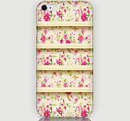 Wildflower Pattern Back Case for iPhone 6