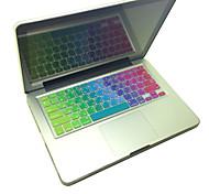 "Coosbo® Arab Colorful Silicone Keyboard Cover Skin US Layout for  13""/15""/17"" Mac Macbook Air Pro / Retina /Imac G6"