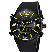 Men's fashion watches outdoor LCD(Assorted Colors)