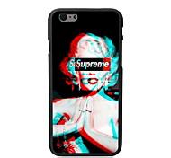 O caso duro pc projeto Monroe para iphone 6
