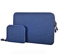 "Protective Oxford Sleeve Bag + Small Bag for MACBOOK 11.6"" & 13.3"" & 15.4"" AIR / PRO / PRO RETINA (Assorted Colors)"