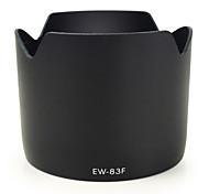 mengs® acuden hood ew-83f lente forma de pétalos para Canon 24-70 mm f / 2,8L USM