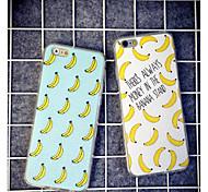 TPU  Banana Fruit Pattern for iPhone6