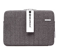 GEARMAX® Fashion Solid Felt Laptop Sleeve Cover Case for Macbook Air 13 Pro 13 with Retina