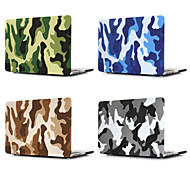 """ENKAY Camouflage Style Protective Full Body Hard Case for 15.4"""" MacBook Pro with Retina Display"""