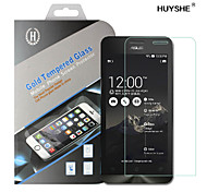 HUYSHE Easy Install Anti Scratch Water Proof Anti-Fingerprint Tempered Glass Screen Protector Asus Zenfone5