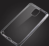0.3mm Ultra Thin Style Soft Flexible TPU Cover for Samsung Galaxy Note 4  (Assorted Colors)
