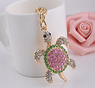 The Turtle Set Auger Key Chain