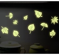 Leaves Fluorescent Stick Fashion Ideas