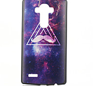 Star Pattern PC Hard Case for LG G4