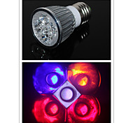 Bestlighting 5 W 2 Red+1 Blue +1 White+1 Orange  Red/Blue AC100-240 V