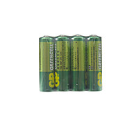 Les batteries de carbone AA 1.5V GP