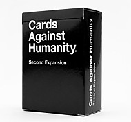 Cards Second Expansion A Party Game for Horrible People