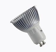 Faretti 3 LED ad alta intesità 8A Lighting GU5.3 3 W Decorativo 240 LM Bianco caldo / Luce fredda 1 pezzo AC 85-265 V