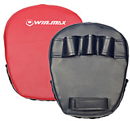 Winmax® Outdoor Black/Red Boxing Paddle Target / Hand Focus Mitt