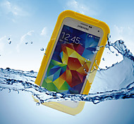 Waterproof Shockproof Dirt Snow Proof Durable Mobile Phone Case Cover For Samsung S5 I9600