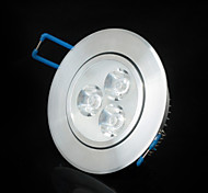 Luces LED Descendentes Regulable Bestlighting Rotatoria 2G11 3W 3 LED de Alta Potencia 250-300lm LM Blanco Cálido / Blanco FrescoAC