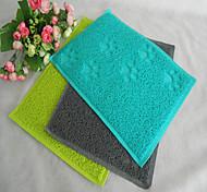 Bed Pet Mats & Pads Waterproof Green / Blue / Gray Plastic