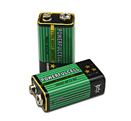 9V Alkaline Battery (2PCS)