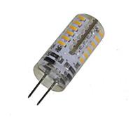 3W G4 LED-maïslampen T 48 SMD 3014 280-320 lm Warm wit Decoratief DC 12 / AC 12 V 1 stuks