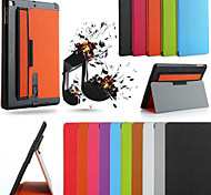 Smart Multi-function Enlarge the Volume Hand Strap Leather Case Stand Cover for Apple iPad 2/3/4(Assorted Colors)