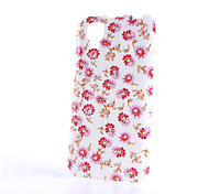 Pink Flowers Pattern Protective Shell TPU Material for Wiko GOA