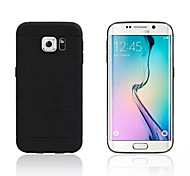 Magic Spider® Cellular Protective Soft Back Case with Screen Protector for Samsung Galaxy S6 Edge(Assorted Colors)