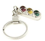 Traffic lights Keychain