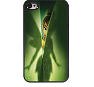 The Girl Design Aluminum Hard Case for iPhone 4/4S