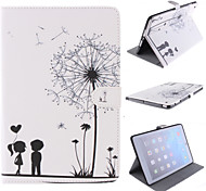 Dandelion Design PU Full Body Case with Stand for iPad mini3 mini2 mini