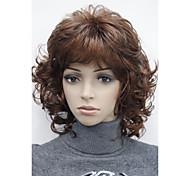 """nouvelle mode de charme 14 """"courte perruque synthétique bouclés femmes"""